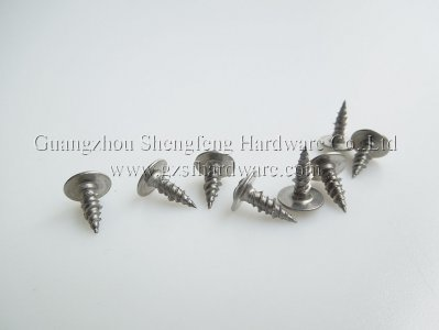 Stainless Steel High-Low Thread